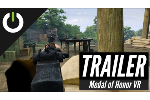 Medal Of Honor: Above And Beyond Trailer - Oculus ...