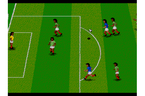 World Championship Soccer 2 Download Game | GameFabrique