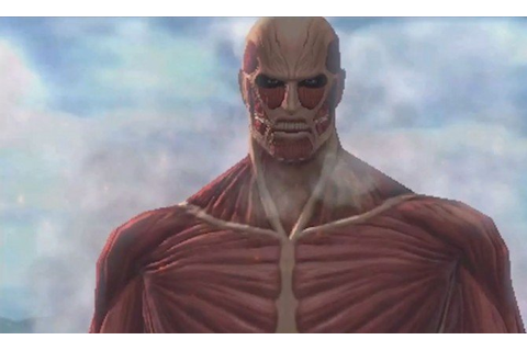 Attack on Titan: Humanity in Chains Coming to the West in ...