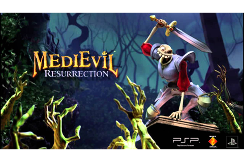Medievil Resurrection - Soundtracks - YouTube
