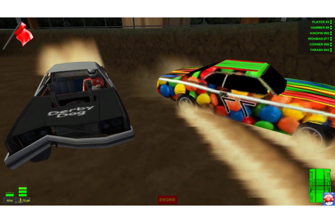 Demo Derby: Gameplay (PC HD) (Free Demo) (Steam Greenlight ...