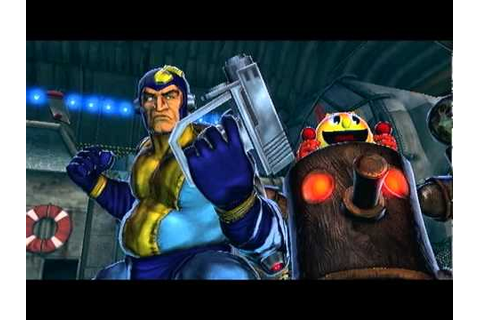 Street Fighter X Mega Man Game - gatorsokol