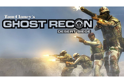 Tom Clancy's Ghost Recon: Desert Siege - GameTarget.Ru