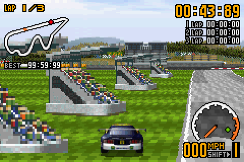 Top Gear All-Japan GT Championship Download Game ...