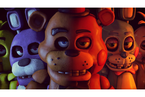 Things We Need To See In The Five Nights At Freddy's Movie ...