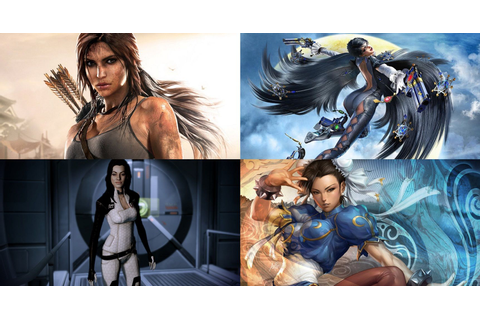 The 20 Hottest Video Game Babes Of All Time | TheRichest