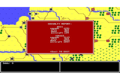 Second Front Download (1990 Strategy Game)