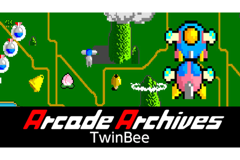 Arcade Archives TwinBee - YouTube