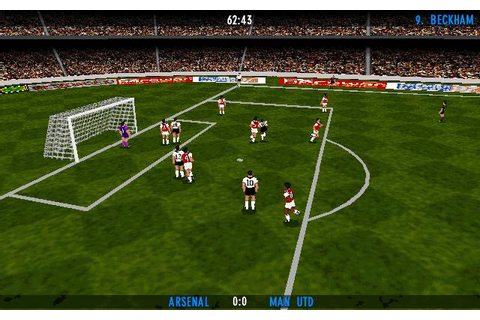 Actua Soccer: Club Edition Download (1997 Sports Game)