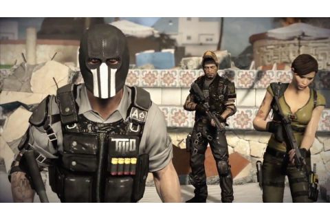 Army of Two : Le Cartel du Diable - Trailer Blockbuster ...