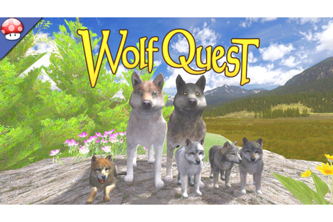 Wolf Quest: PC Gameplay | Steam (60FPS/1080p) - YouTube