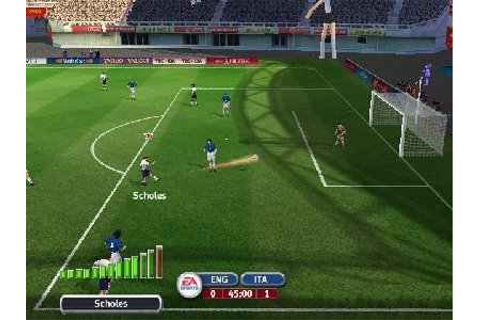 2002 FIFA World Cup - PC Game Download Free Full Version