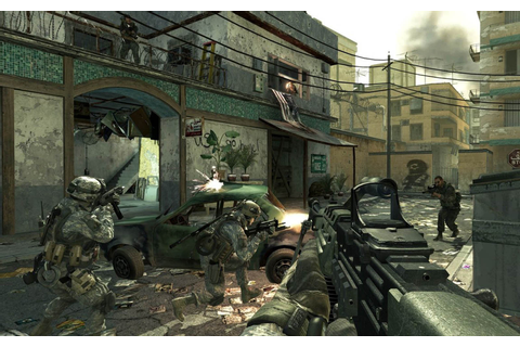 wallpapers: Call Of Duty Modern Warfare 3 Game Wallpapers