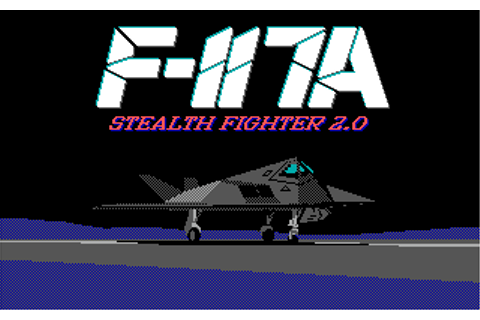 Download F-117A Nighthawk Stealth Fighter 2.0 - My Abandonware