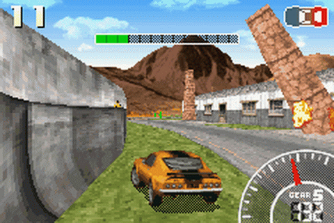 Play Stuntman Nintendo Game Boy Advance online | Play ...