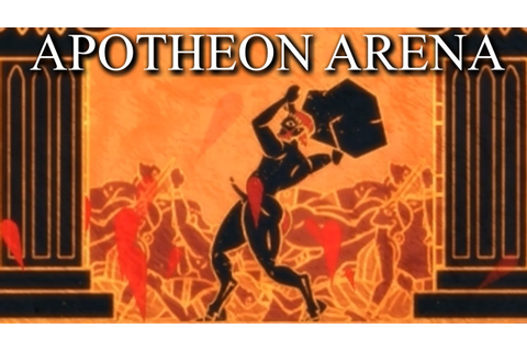 Apotheon Arena: Free Physicsy Combat Fun (Highlights ...