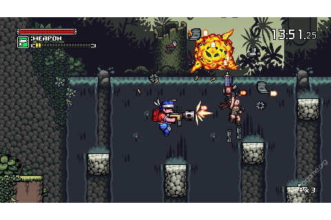 Mercenary Kings - Download Free Full Games | Arcade ...