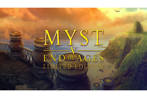 Myst V: End of Ages Limited Edition - Download - Free GoG ...