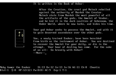 Download NetHack - My Abandonware