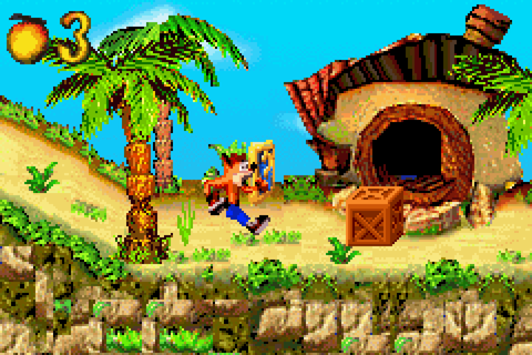 Crash Bandicoot 2: N-Tranced Game Download | GameFabrique