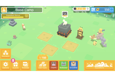 Pokémon Quest is a wonderful waste of time - Polygon