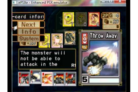 Monster Rancher Battle Card Episode II Gameplay - YouTube