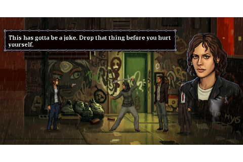 Indie Retro News: Unavowed - Wadjet Eye Games shows off ...