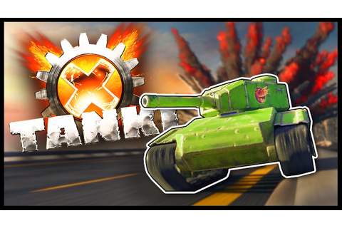 TANKI X - Back In The Saddle Again - Free To Play Arcade ...