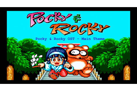 Pocky & Rocky OST - Main Theme - YouTube