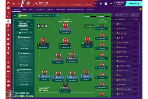 Football Manager 2020 News | What We Know About FM2020 ...
