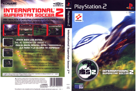 Museu dos Patches - PS2: International Superstar Soccer 2