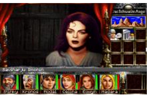 Realms of Arkania 3: Shadows over Riva Download (1997 Role ...