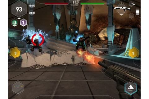 Midnight Star is a mobile FPS that works (no, really ...