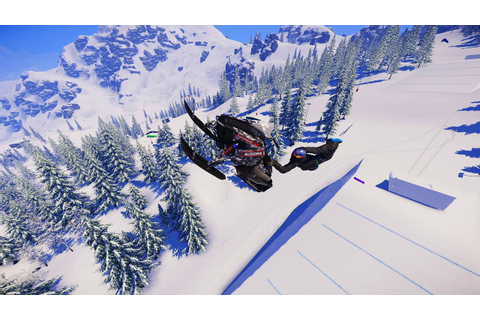 Snowmobiles! | SNOW The Game - YouTube