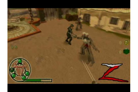 Destiny of Zorro Wii Game Trailer - YouTube