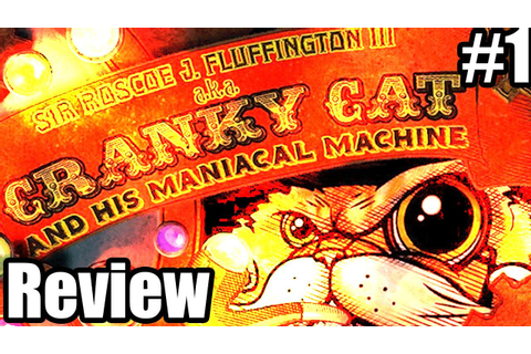Cranky Cat - Review - Gameplay - Latest PC Games - Cool PC ...