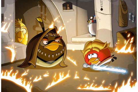 Angry Birds Star Wars game review • The Register