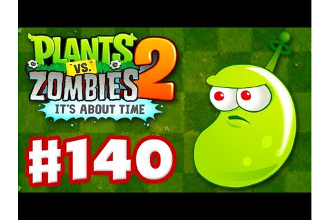 Plants vs Zombies 2 Its About Time Walkthrough - Plants vs ...