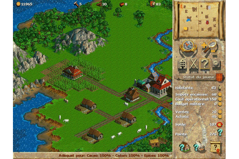 Anno 1602: Creation of a New World Screenshots for Windows ...