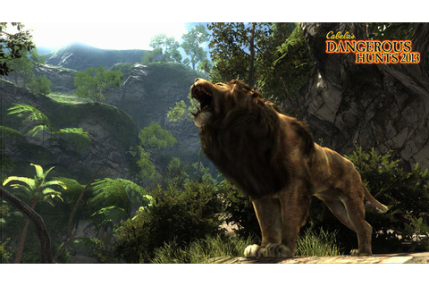 Amazon.com: Cabela's Dangerous Hunts 2013 - Xbox 360 ...