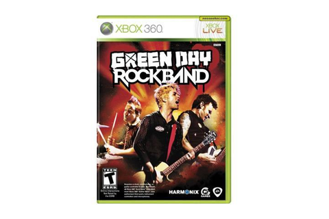 Green Day: Rock Band Xbox 360 Game - Newegg.com