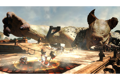 First God of War: Ascension Multiplayer Screenshots released