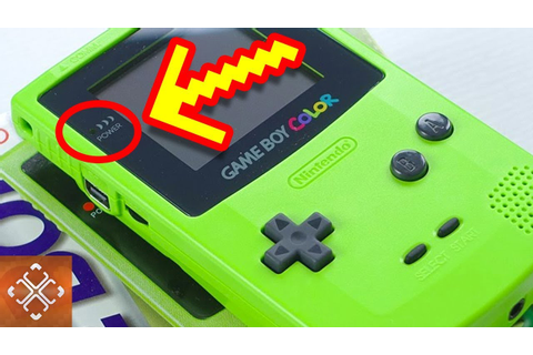 10 Things You Didn't Know Your Old Game Boy Could Do - YouTube