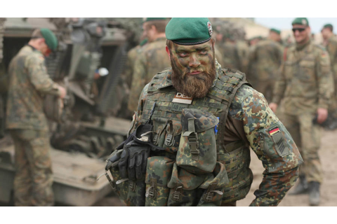 German military: combat ready? | Financial Times