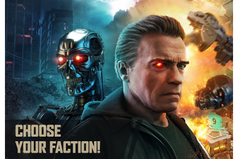 Terminator Genisys: Future War strategy game lets players ...