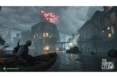 The Sinking City: A new investigation into the depths of ...