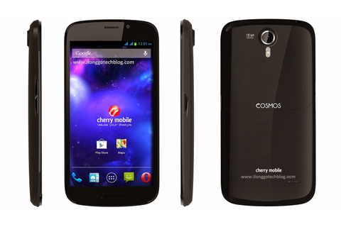 Click Gadgets: Cherry Mobile Cosmos X2