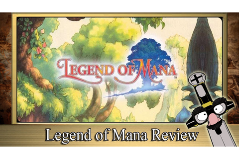 The RPG Fanatic Review Show - ★ Legend of Mana Review ...