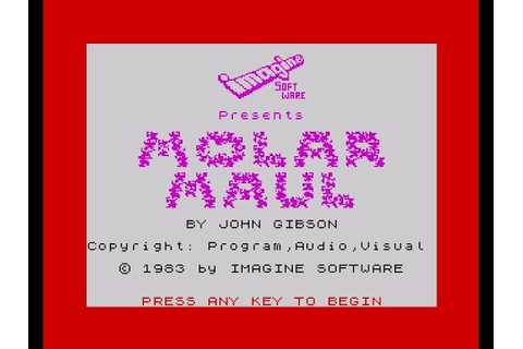 Molar Maul Review for the Sinclair ZX Spectrum by John ...