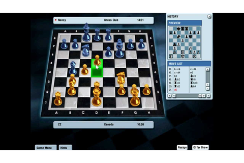 Kasparov Chessmate Casual Game - YouTube